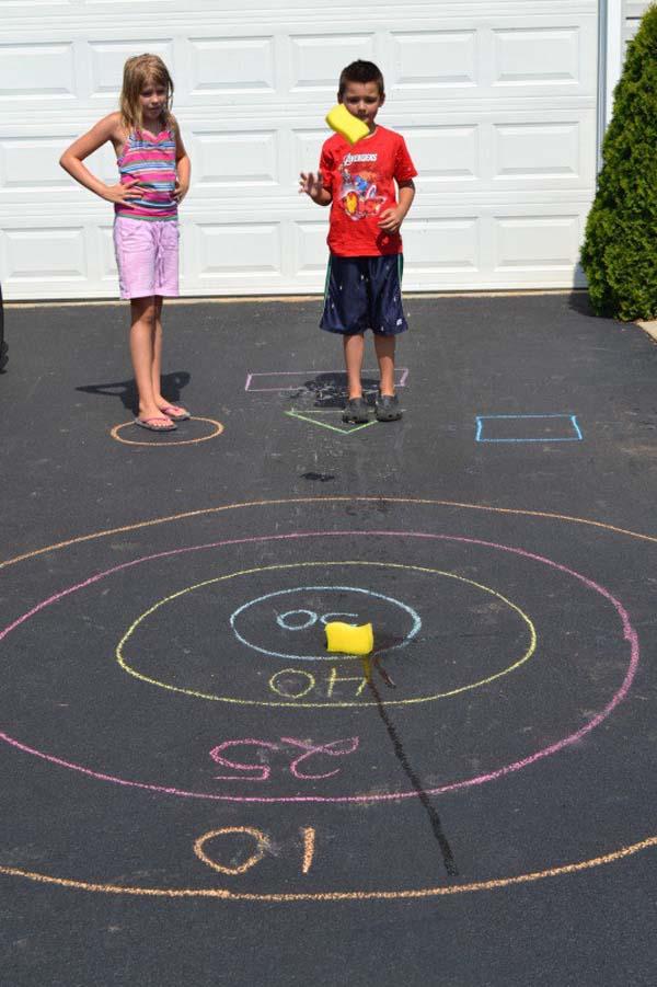 Circuito Juegos Para Niños : Siete juegos para realizar al aire libre