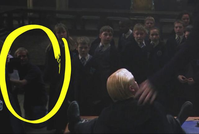 Harry Potter fail