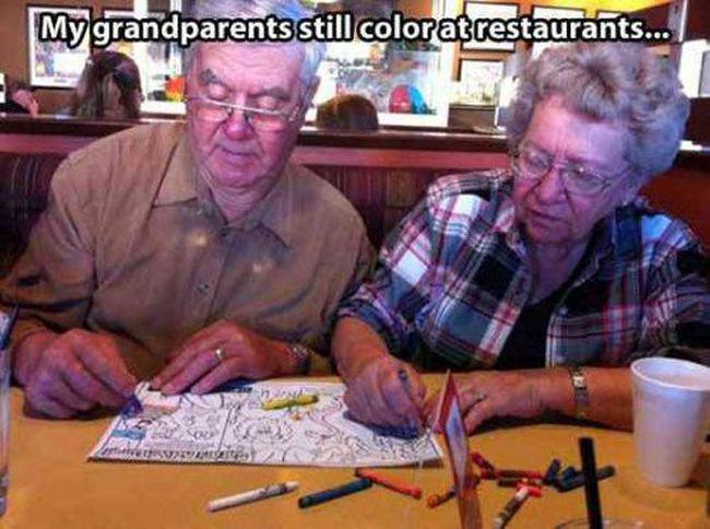 abuelos divertidos 14