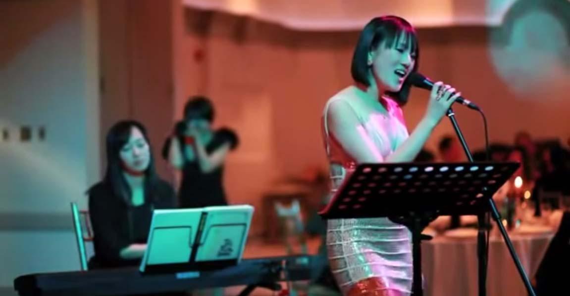 cantante japones