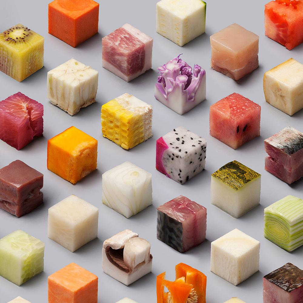 cube food 2