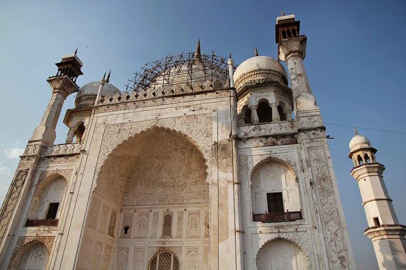 el Taj Mahal mini 5