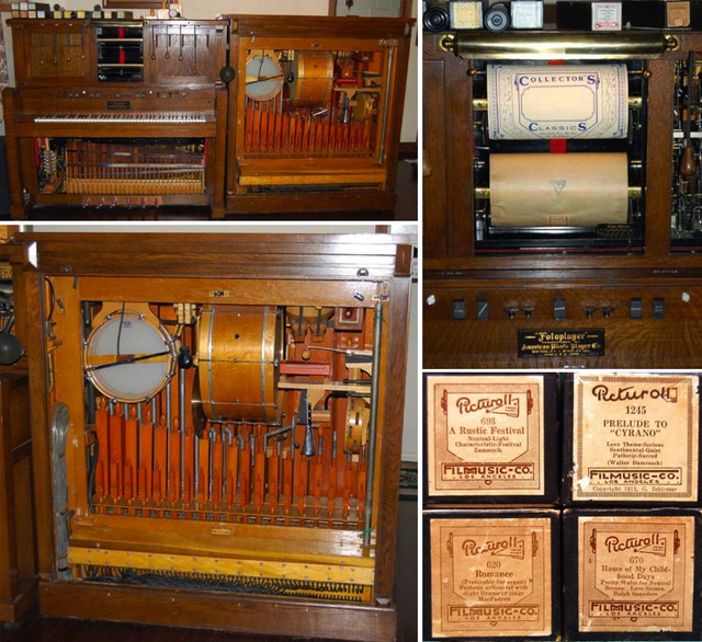instrumentos raros fotoplayer