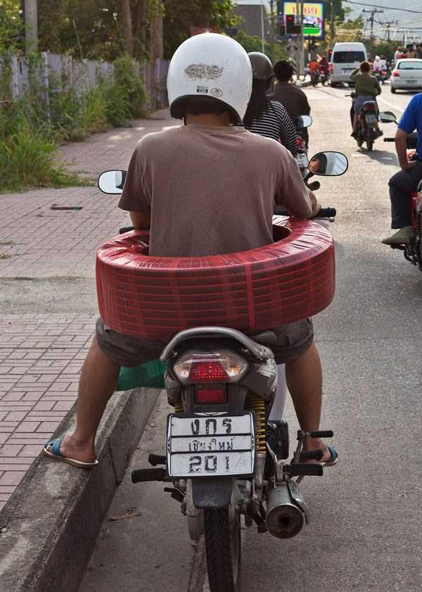 motos cargadas 12