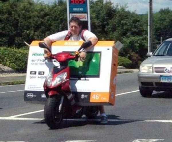 motos cargadas 16