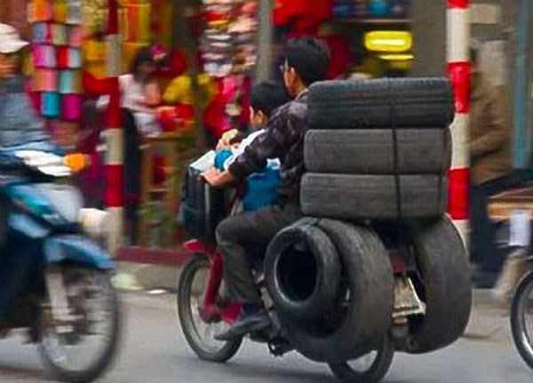 motos cargadas 20
