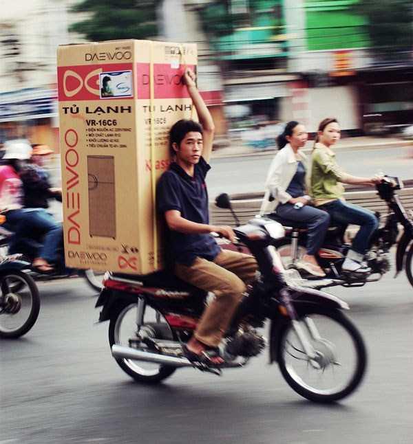 motos cargadas 8