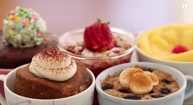 recetas mug cakes 6
