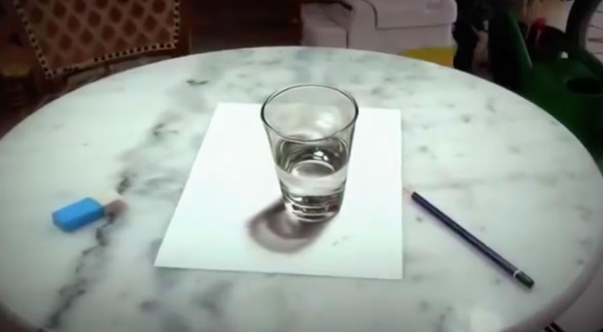 vaso-ilusion-3d