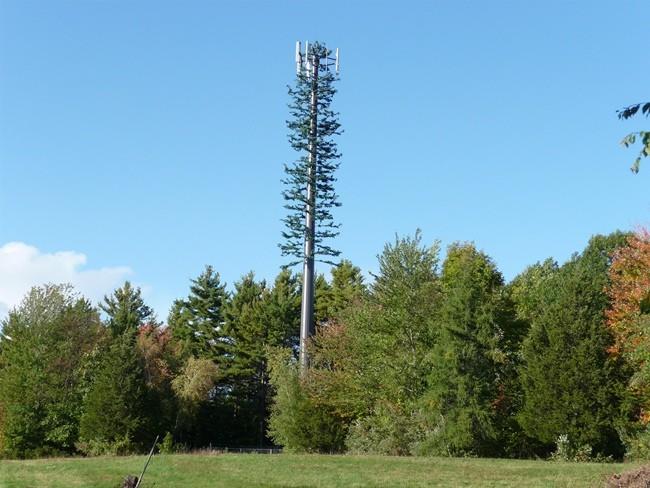 Antenas de Telefonia camufladas 1