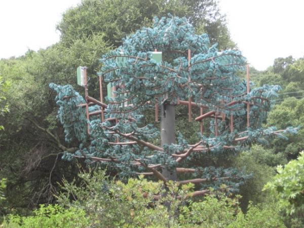 Antenas de Telefonia camufladas 16