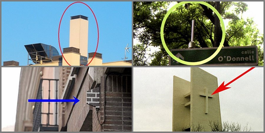 Antenas de Telefonia camufladas 28