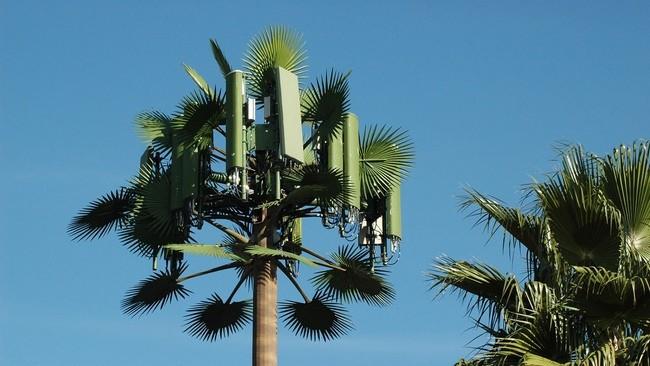 Antenas de Telefonia camufladas 3