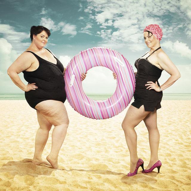 Beth pierde peso 2