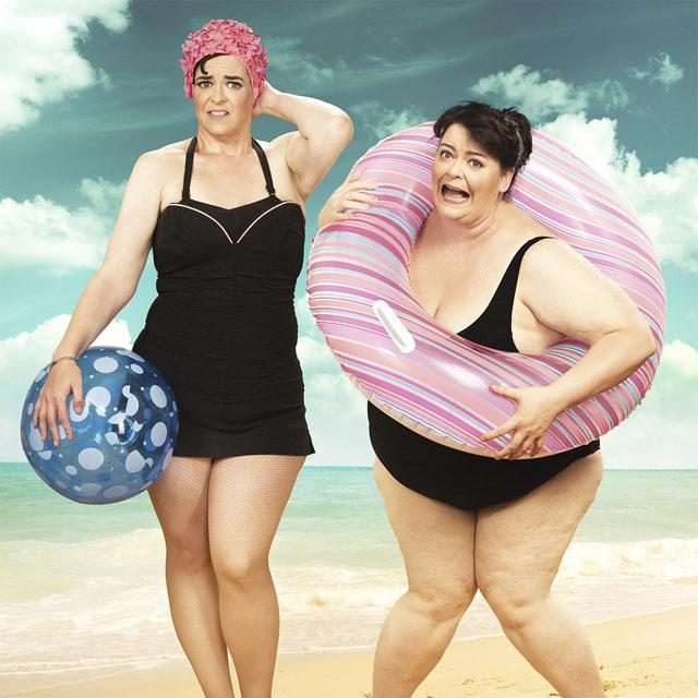 Beth pierde peso 9