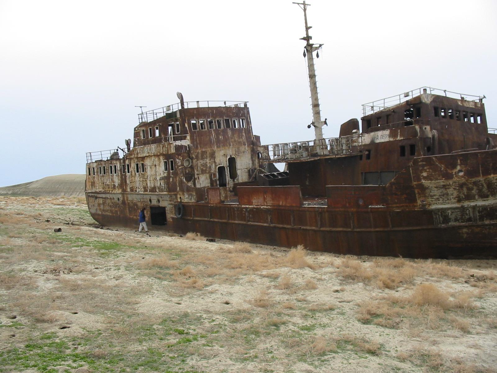 Mar de Aral 6