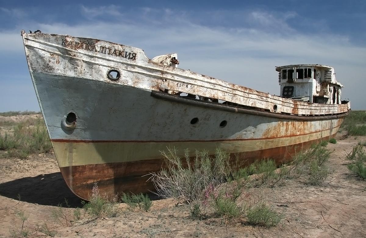Mar de Aral 7