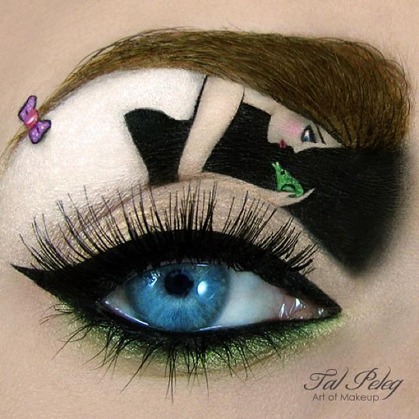 Tal Peleg ojos 9
