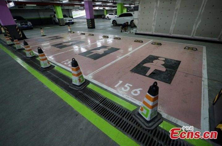 aparcamiento para mujeres 1