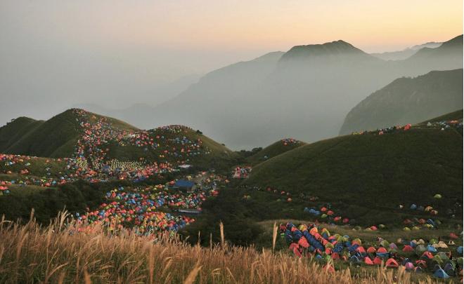 21 Lugares donde querras acampar