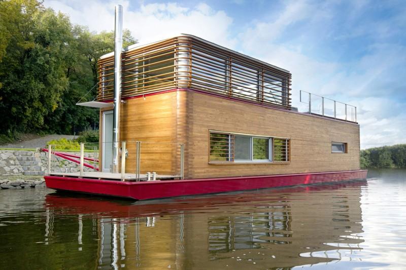 casas flotantes de berlin 1