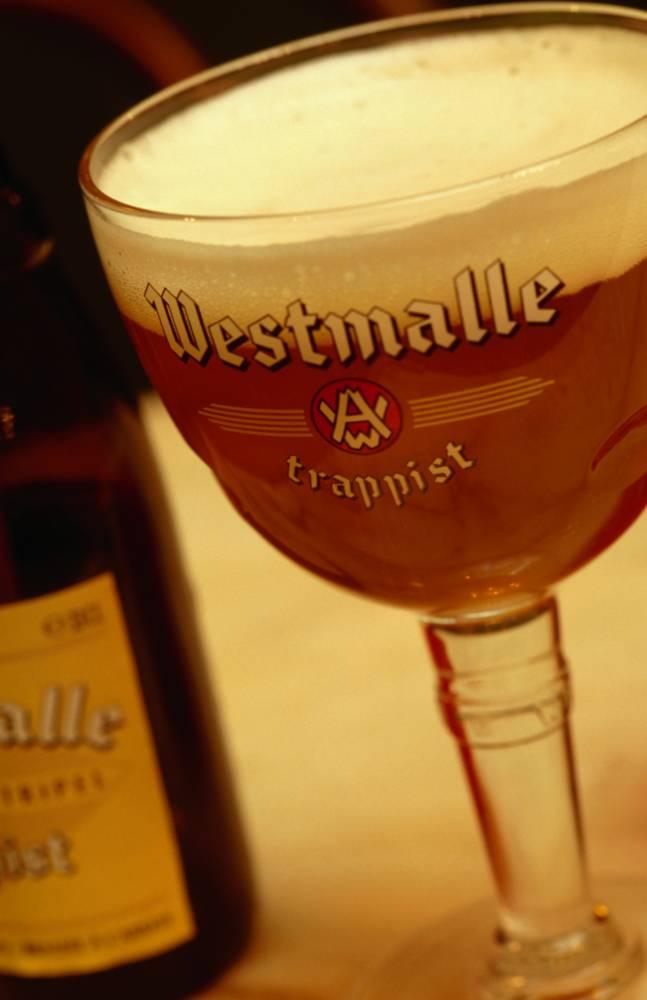 Beer detail.