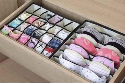 cajas para organizar cajones