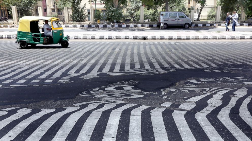 india-carretera