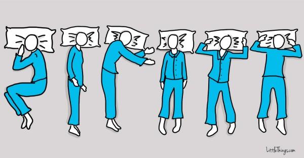 La forma en la que duermes dice más de tu personalidad de lo que pensabas, encuentra la tuya