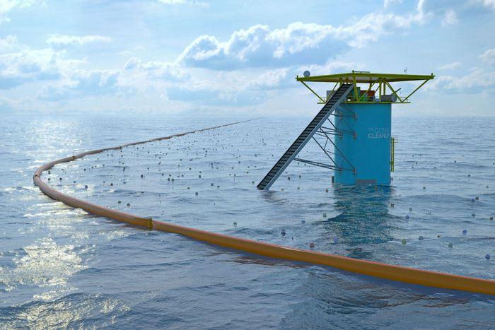 sistema de limpieza oceanico 1