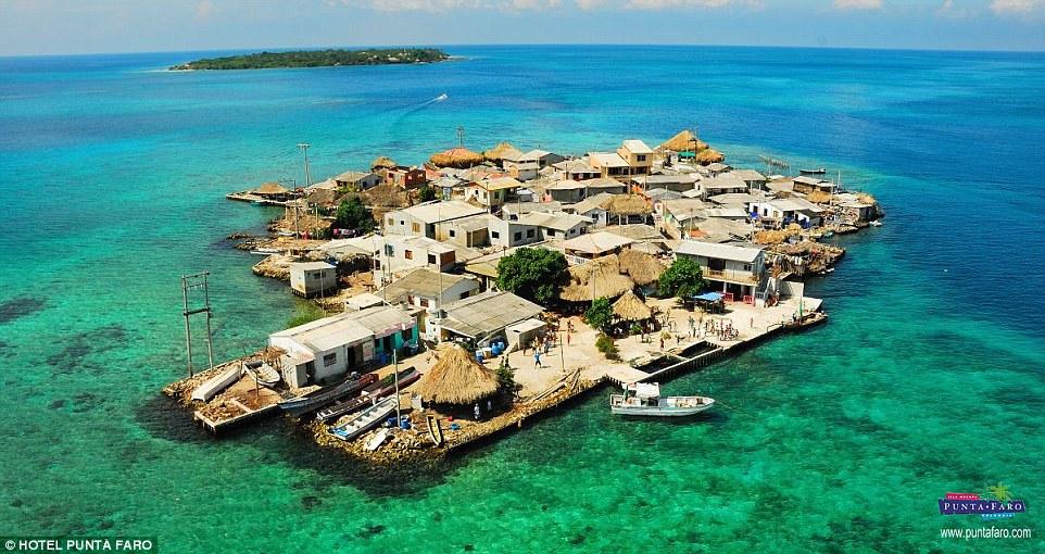 Conoce la isla más poblada de la Tierra