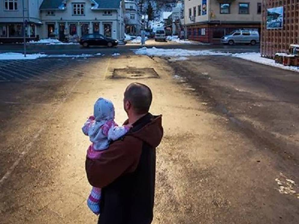 Rjukan el pueblo noruego que se pasa sumido en la oscuridad 6 meses al año 9