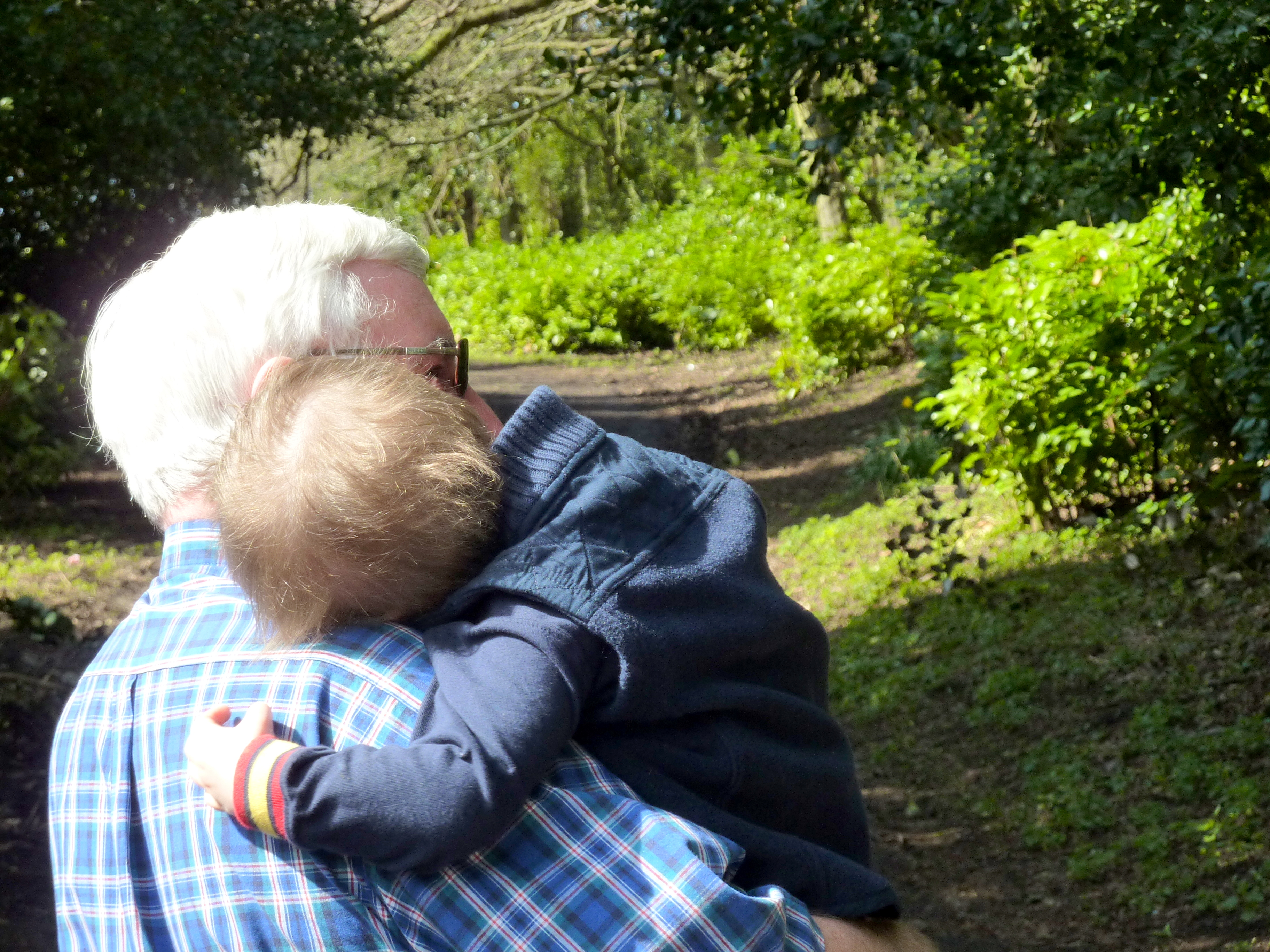 abuelos y nietos 2
