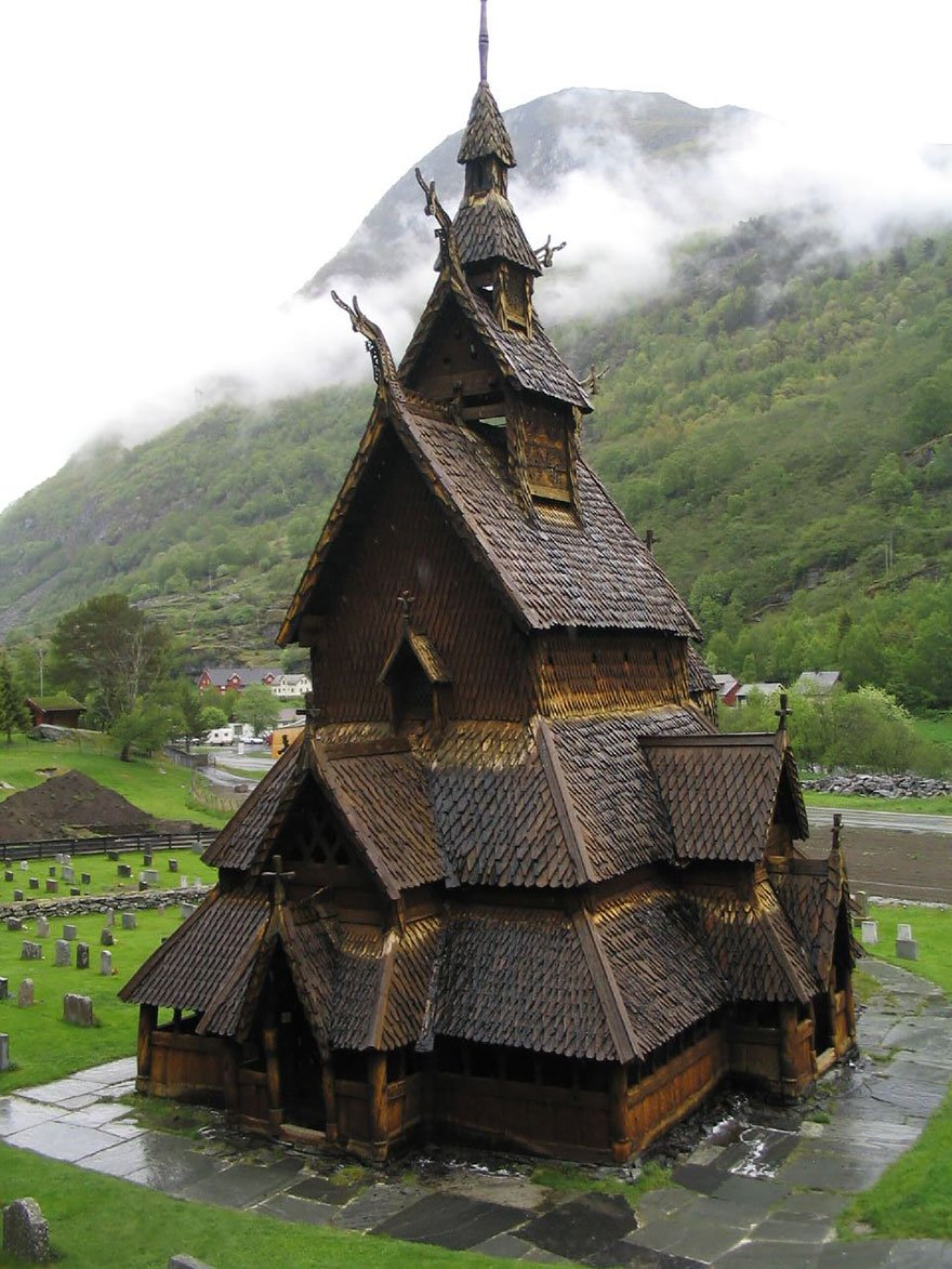 arquitectura noruega 1