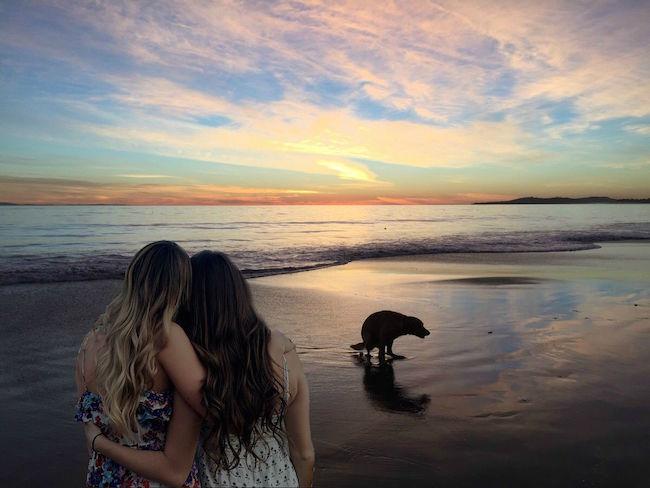 chicas photoshop playa 23