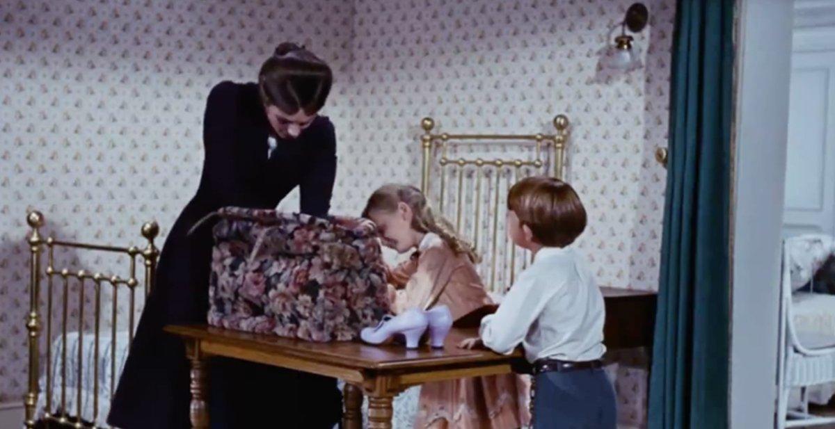 Por desgracia, no todos disponemos de un bolso como el de la señorita Mary Poppins