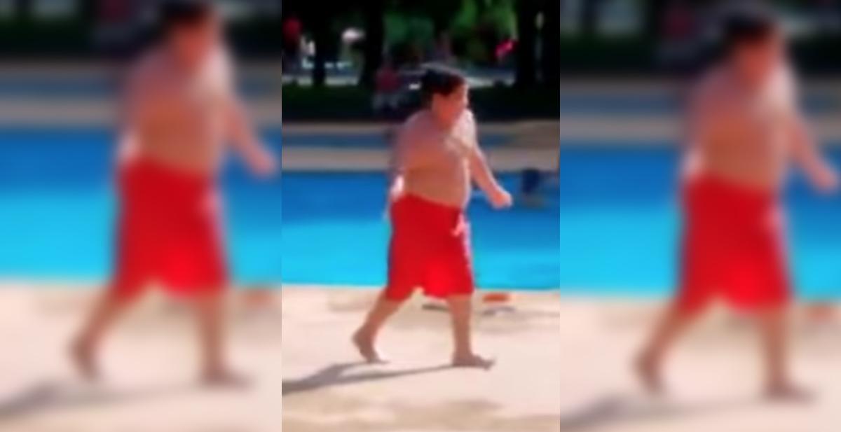 destacado niño bailarin