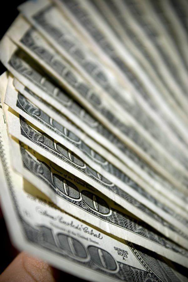entierro con dinero 1