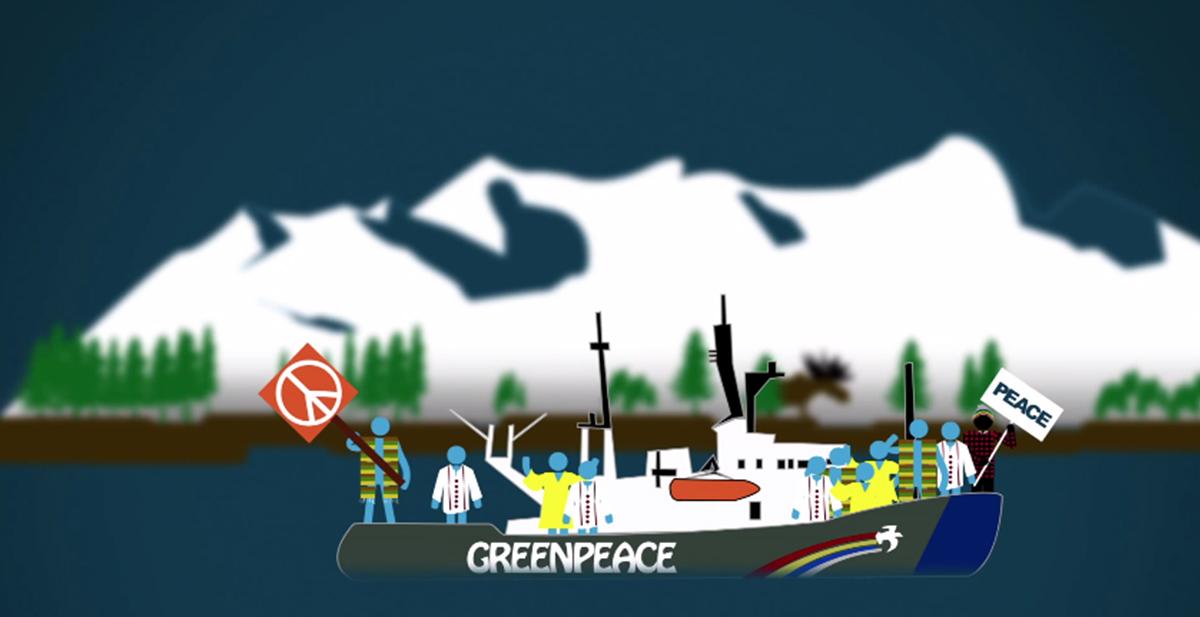 la verdad sobre greenpeace