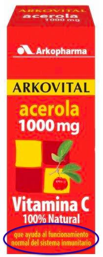 mentiras de la vitamina C3