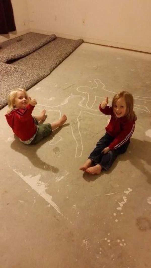 niños un poquito malvados 27