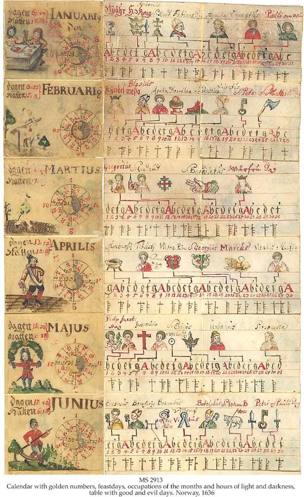 romano-calendario