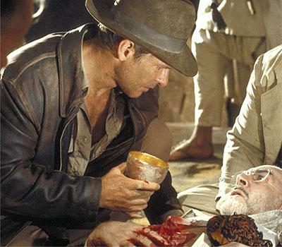 Indiana Jones lo encontró una vez