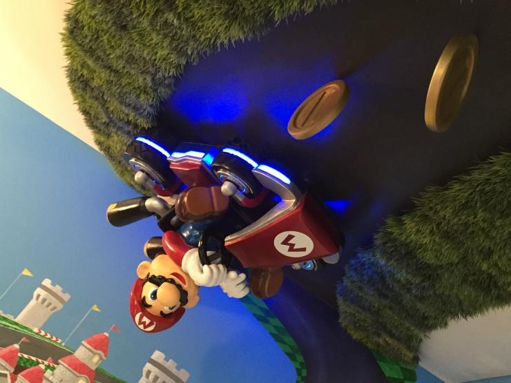 Habitacion Mario Kart 8 1