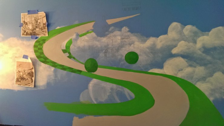 Habitacion Mario Kart 8 16