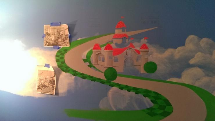 Habitacion Mario Kart 8 17