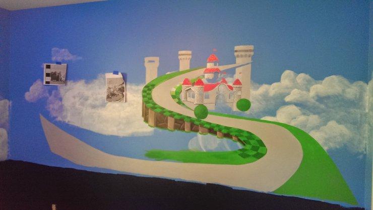 Habitacion Mario Kart 8 19