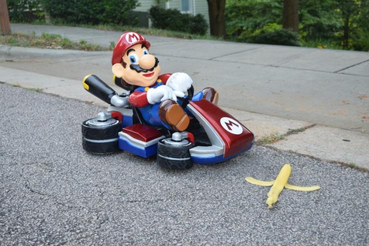 Habitacion Mario Kart 8 2