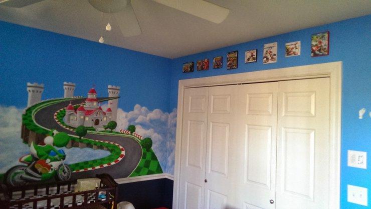 Habitacion Mario Kart 8 20