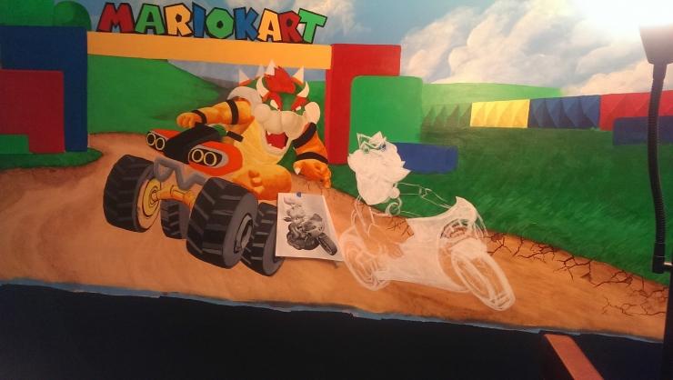 Habitacion Mario Kart 8 23